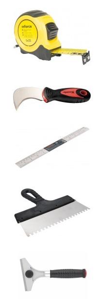 инструменты ковролин