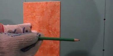 плитка на гипсокартон