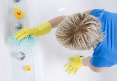 Чем отчистить акриловую ванну от желтизны и ржавчины?