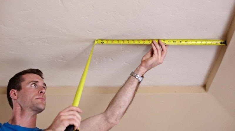 инструменты реечный потолок