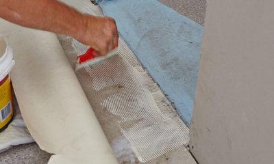 линолеум на бетон