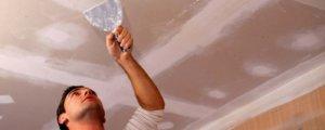 Как шпаклевать стыки, стены и потолок из гипсокартона?
