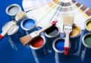 Технология покраски стен и виды красок